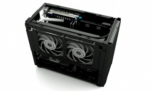 NCASE M1 Mini-ITX PC case | Indiegogo