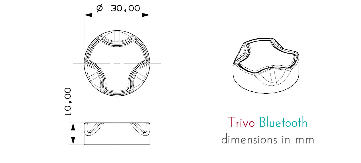 trivo  the universal tracker for what you care