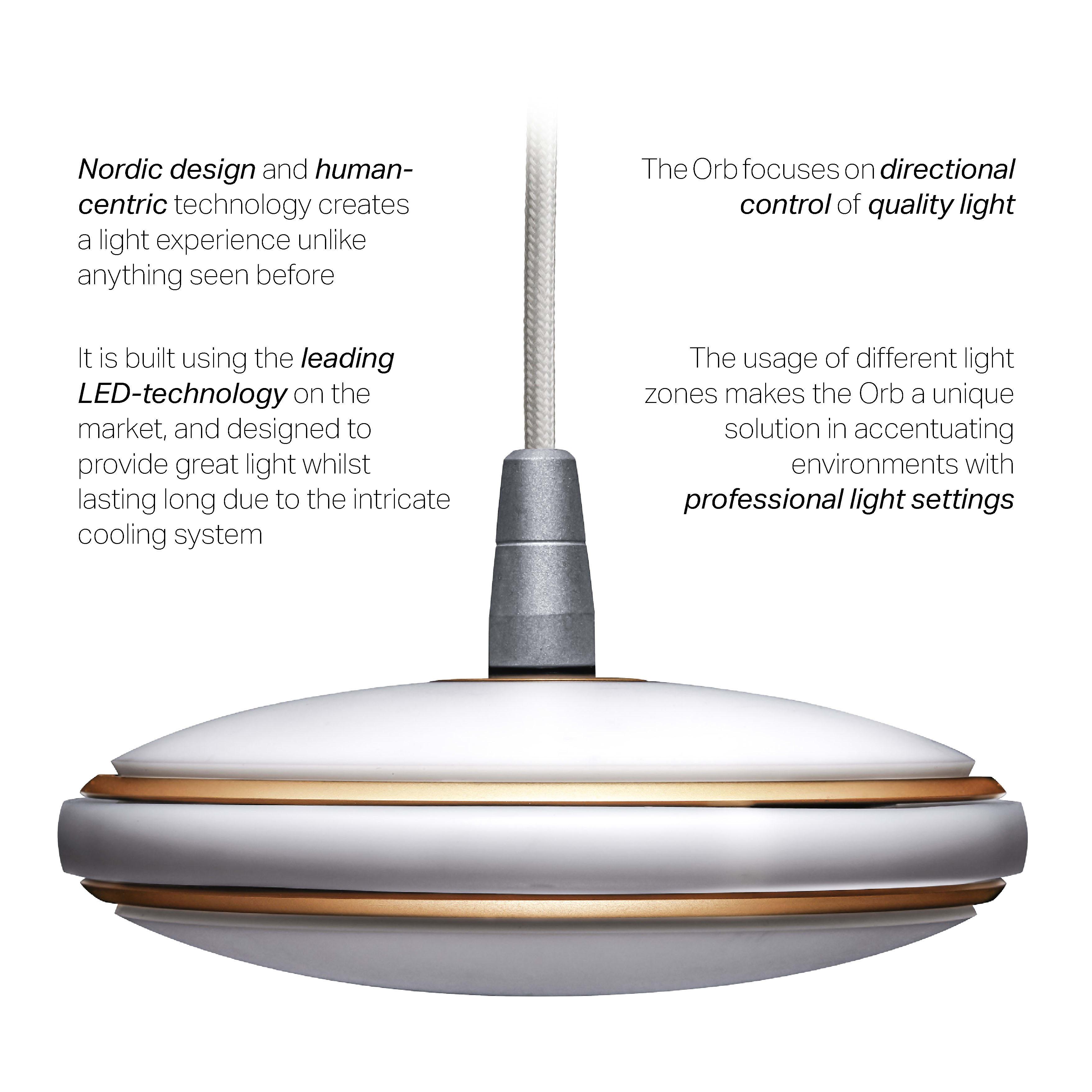 the orb danish designed intelligent lighting indiegogo. Black Bedroom Furniture Sets. Home Design Ideas