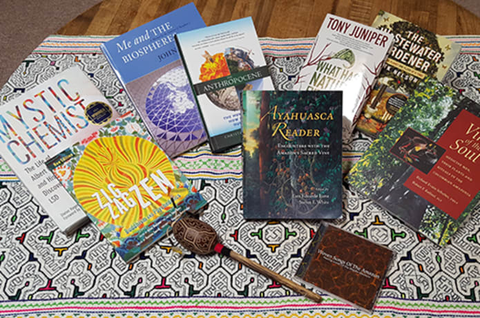 Ayahuasca Reader: Encounters with the Healing Vine | Indiegogo