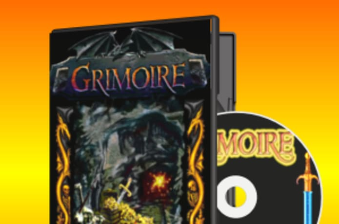 Grimoire : Heralds of the Winged Exemplar | Indiegogo