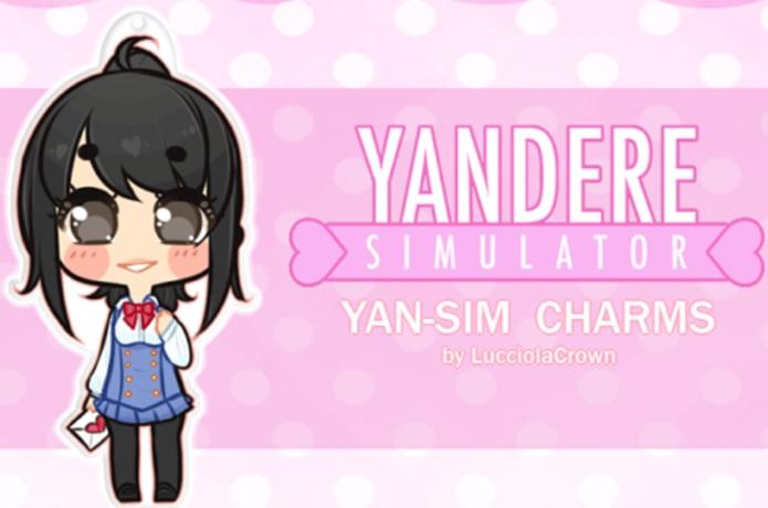 Yandere-Simulator Chibi Charms | Indiegogo