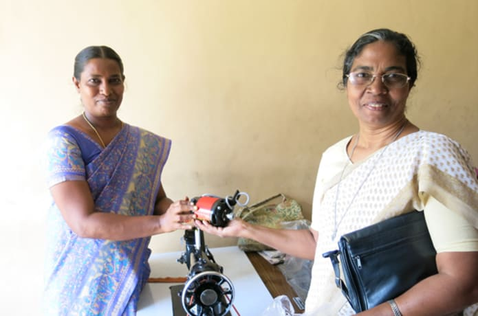 Empower Young Widows in India | Indiegogo