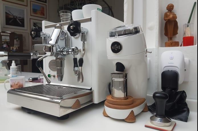 Niche Zero: The best conical burr coffee grinder  | Indiegogo