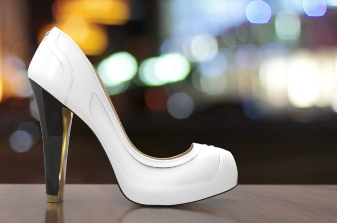 Smartphone-Controlled Shoes
