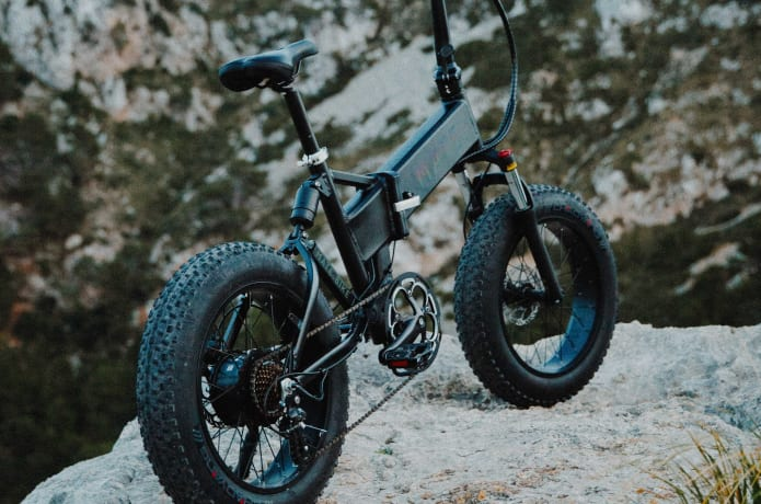 MATE X: The coolest foldable eBike EVER | Indiegogo
