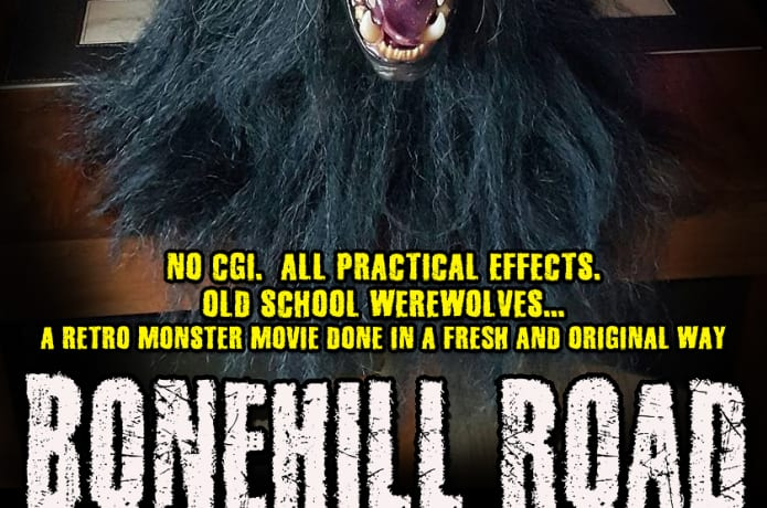 Bonehill Road - Old school werewolf film | Indiegogo