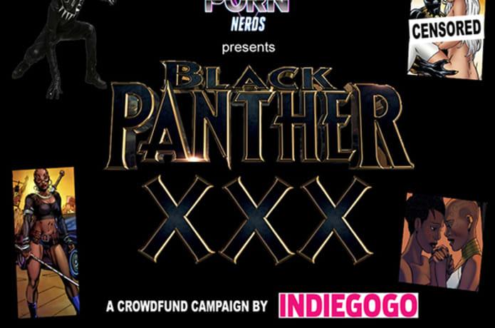 Filme Porno Interracial - BLACK PANTHER XXX: An Adult Superhero Parody | Indiegogo