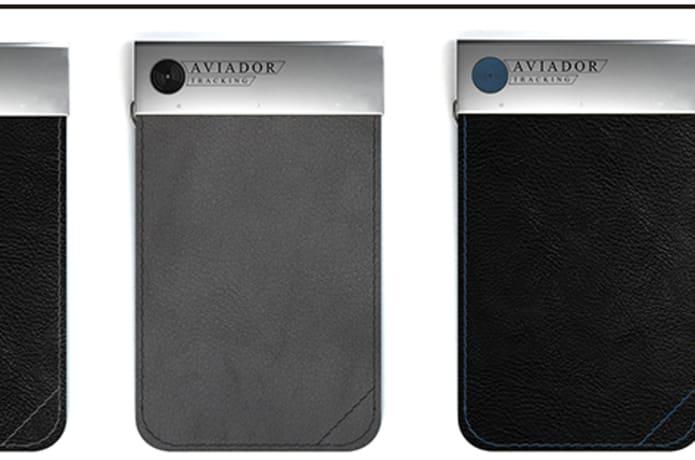 AVIADOR - tracker wallet | Indiegogo