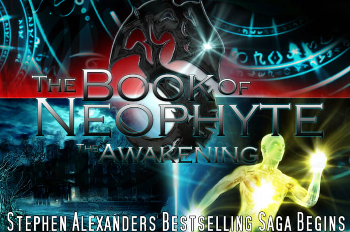 Relaunch: The Book of Neophyte: The Awakening | Indiegogo