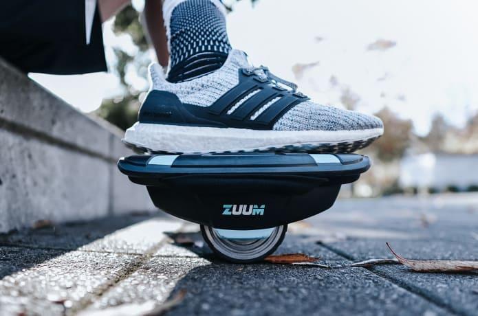 45362f1e0a ZUUM  Portable Electric Hover Shoes   E-Skates