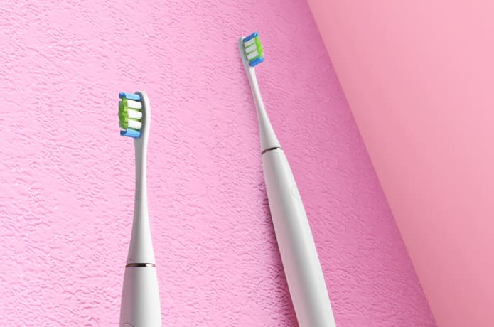 Oclean Air: World's Most Compact Smart Toothbrush | Indiegogo