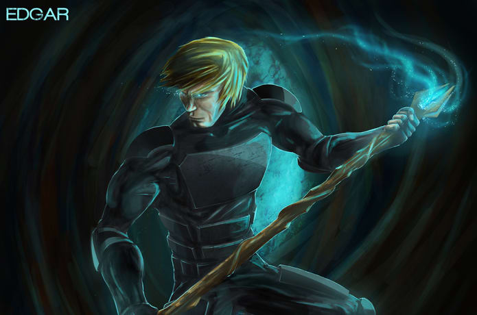 Pact Arcanum Comic Book - Issue One | Indiegogo