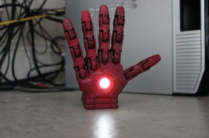 The Open Hand Project: A Low Cost Robotic Hand | Indiegogo