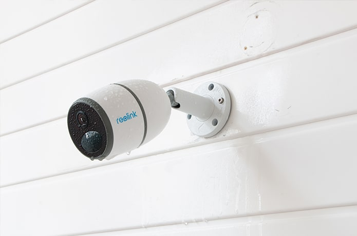 Reolink Go: Wire-Free 4G Mobile Solar Security Cam | Indiegogo