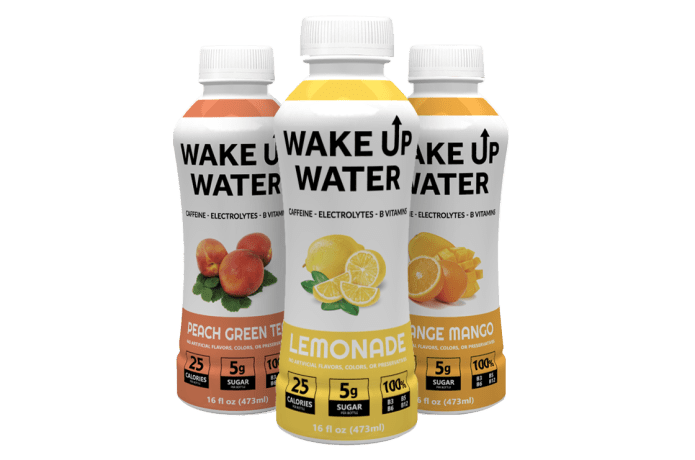 Wake Up Water: Energy for a Healthy Lifestyle