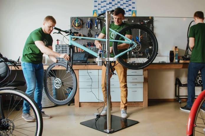 b3ebf20cbea Click to Unmute. Closed. Closed. Closed. Closed. Closed. Ampler: The  Cleanest-Looking Electric Bike