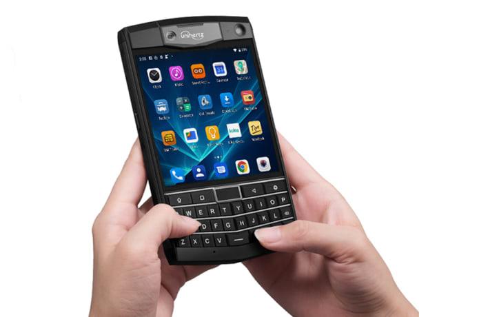 An Unihertz Rugged Qwerty Smartphone Ingogo