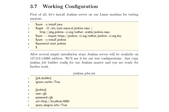 Jenkins  Configuration as code  | Indiegogo