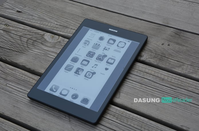 Not-eReader: First E-ink Mobile-Phone Monitor | Indiegogo
