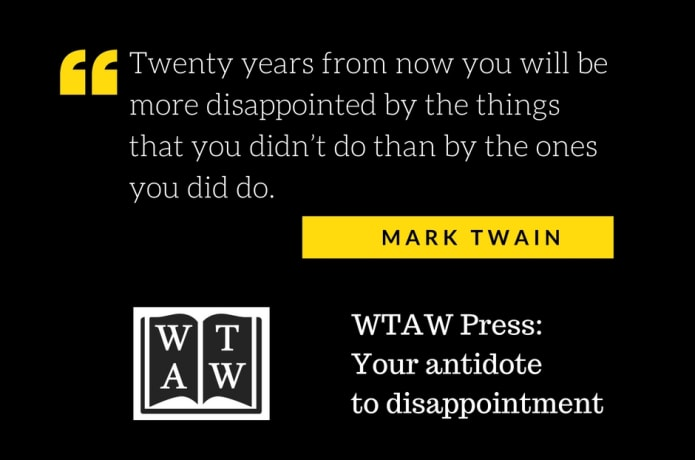 Why Ask Why? Help Launch WTAW Press! | Indiegogo