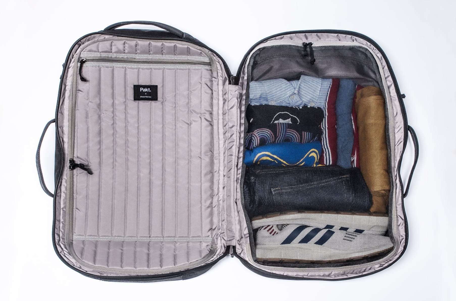 Pakt Travel Backpack: The Carry-On Game Changer | Indiegogo