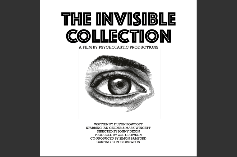 The Invisible Collection | Indiegogo