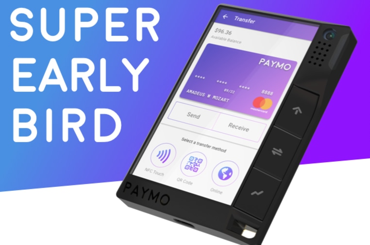 PAYMO - Ultimate 4G Smart Wallet | Indiegogo