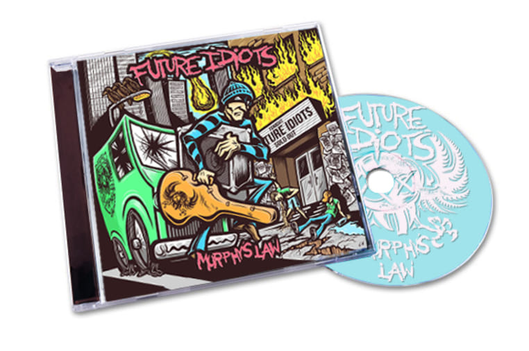 Future Idiots - Murphy's Law Remaster | Indiegogo