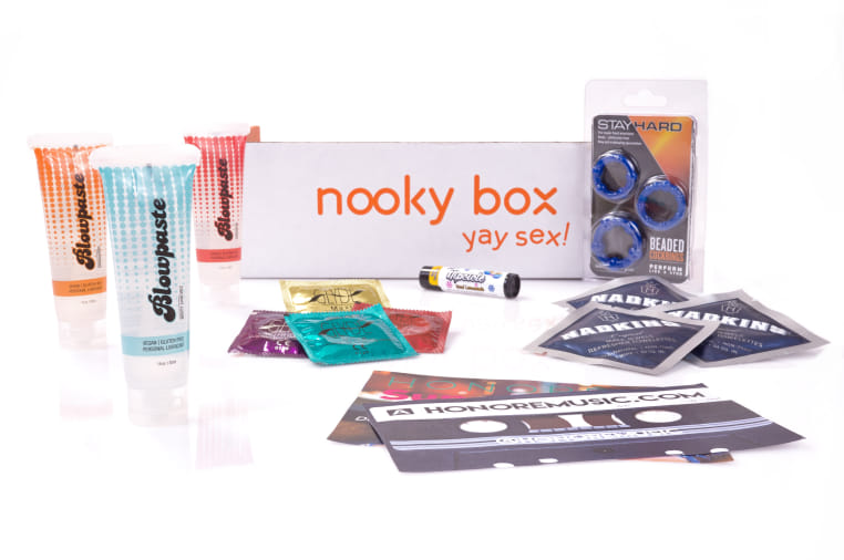 Nooky Box Signature Series: Curated Adult Boxes | Indiegogo
