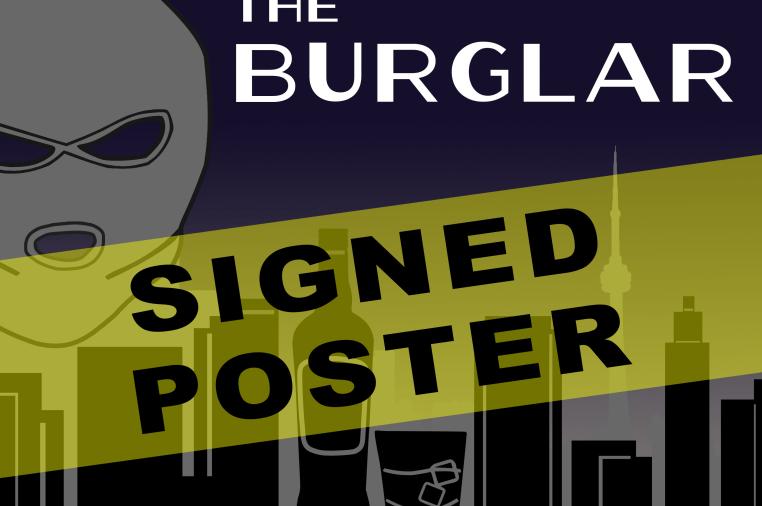 The Burglar - help us make a killer short film | Indiegogo