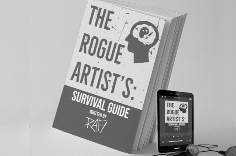 The Rogue Artist's Survival Guide By Rafi Perez | Indiegogo