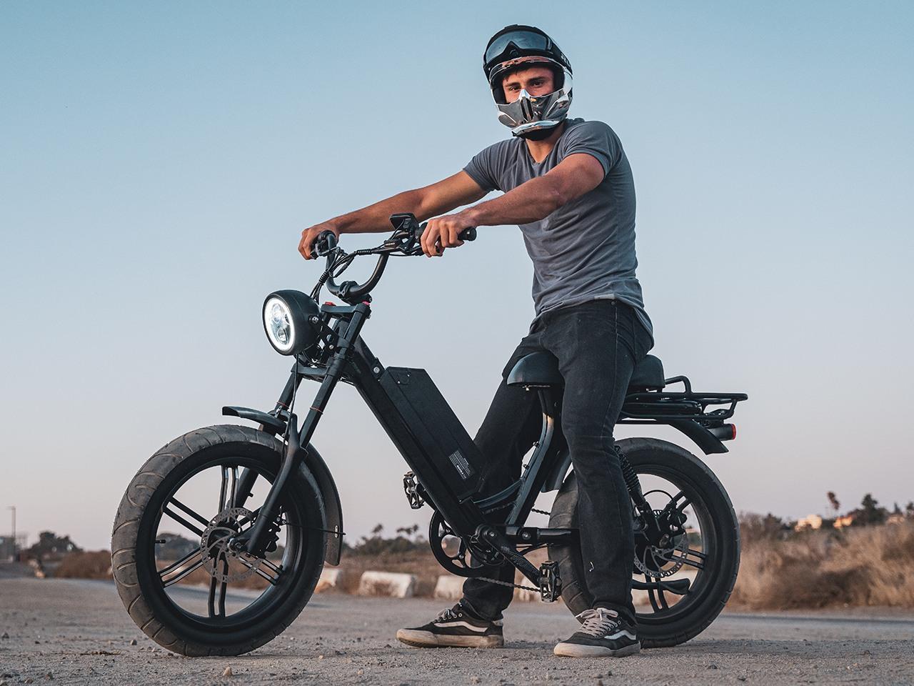 Juiced SCORPION : Moped Meets E-Bike   Indiegogo