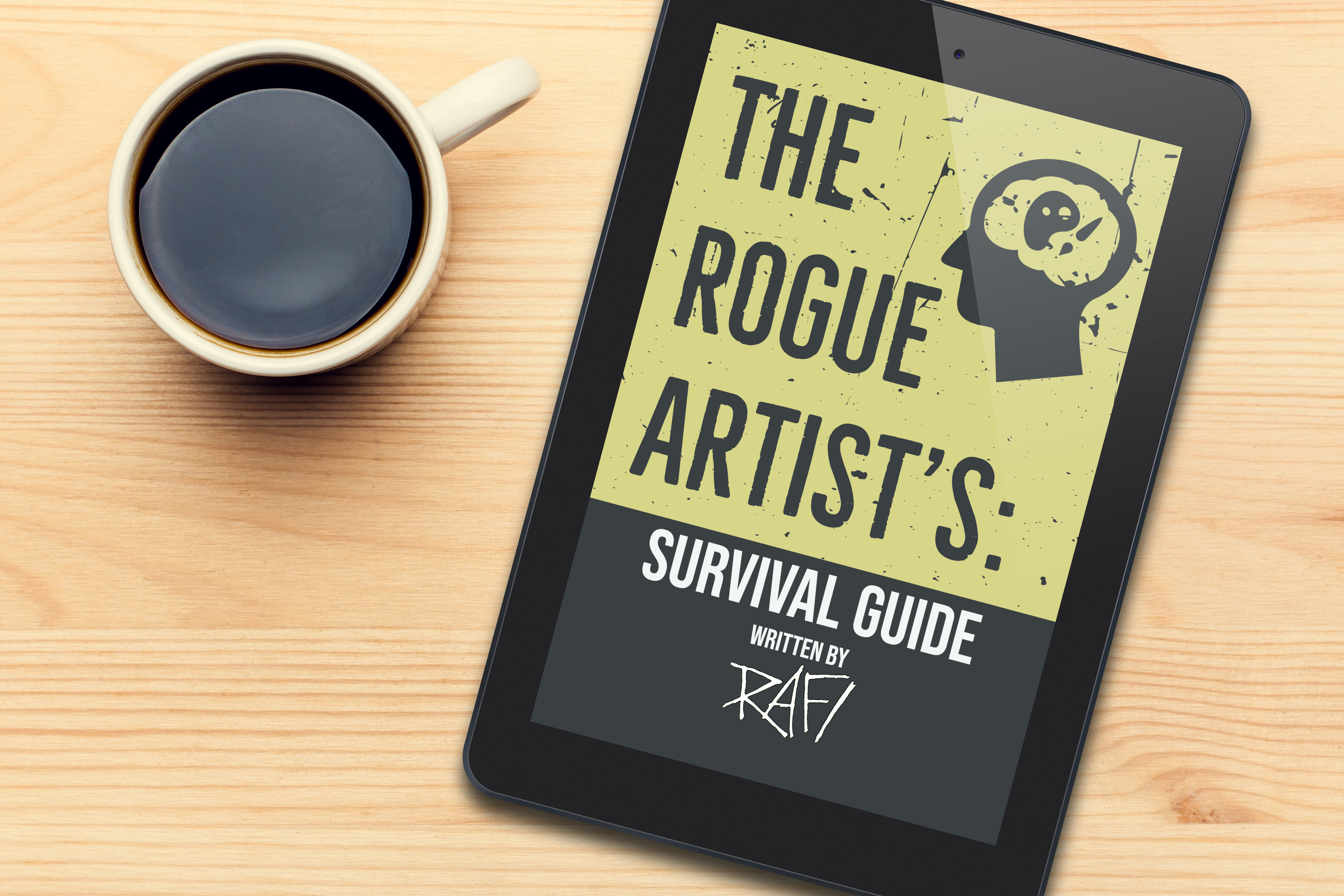 The Rogue Artist S Survival Guide By Rafi Perez Indiegogo